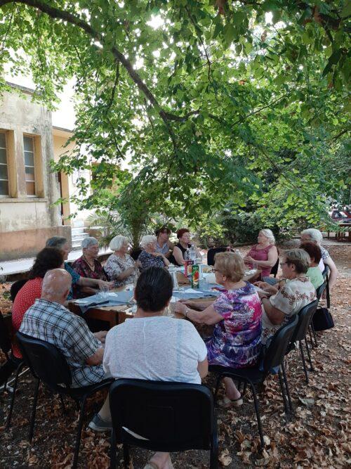 Socijalne usluge za starije i nemoćne – Lastovo