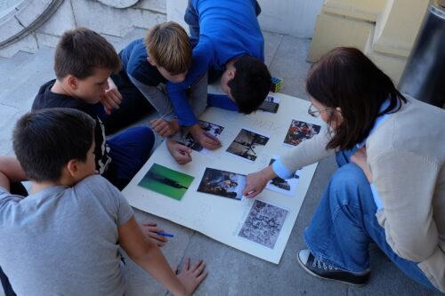 Kulturni izlet: umjetnička aktivacija lastovskih prostora